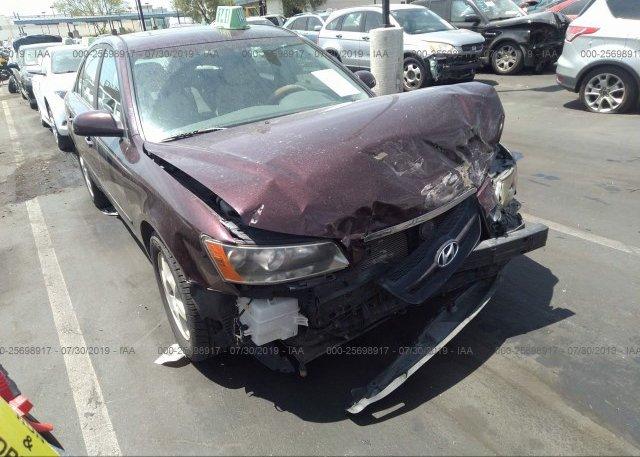 Inventory #951708164 2006 Hyundai SONATA