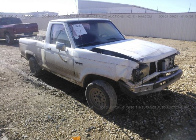 Inventory #626720078 1991 FORD RANGER