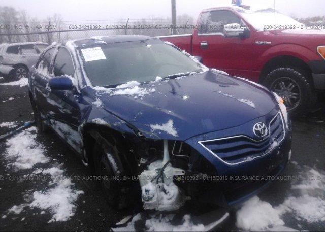 Inventory #369572716 2011 Toyota CAMRY