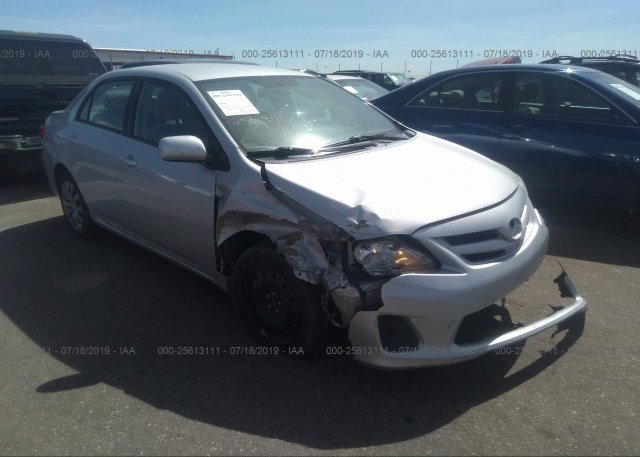 Inventory #521178026 2012 Toyota COROLLA