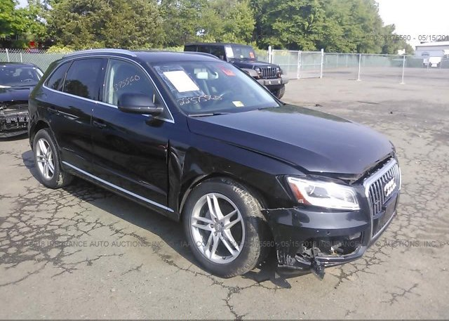 WA1C2AFP4GA086882, Salvage silver Audi Q5 at BESSEMER, AL on online