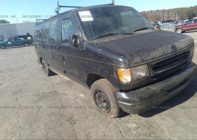 Inventory #135643021 1999 FORD ECONOLINE