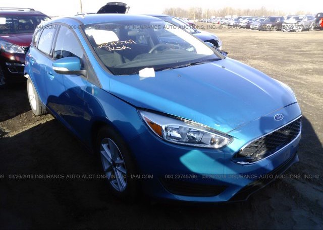 Inventory #843037067 2017 FORD FOCUS