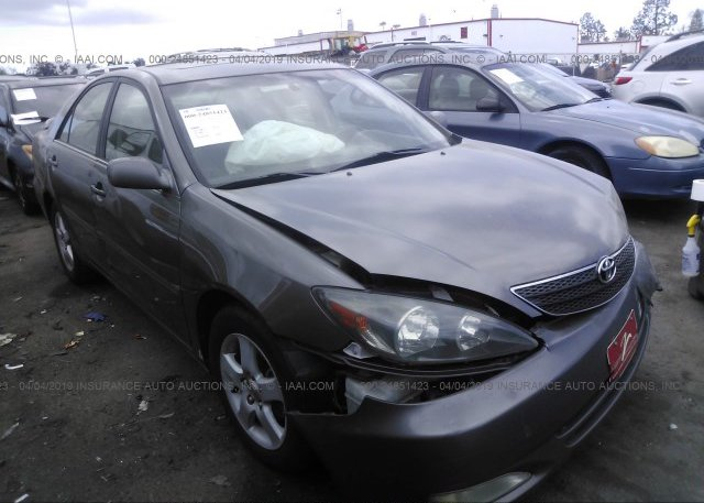 Inventory #829369717 2003 Toyota CAMRY