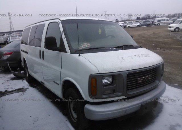 Inventory #385278413 2000 GMC SAVANA