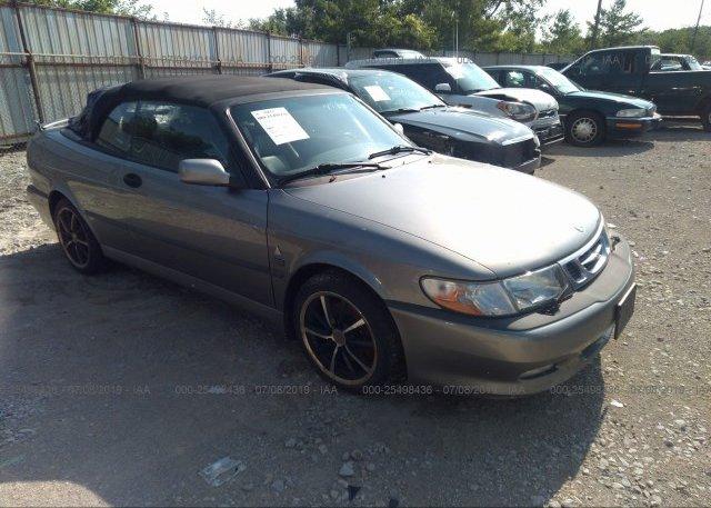 Inventory #167668174 2001 Saab 9-3