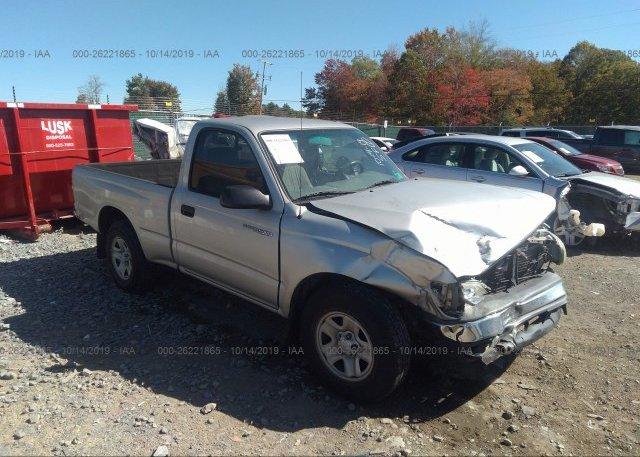 Inventory #148741359 2002 Toyota TACOMA