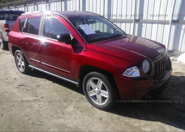 Inventory #569349728 2008 JEEP COMPASS