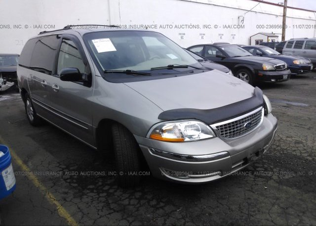 Inventory #461550939 2002 FORD WINDSTAR
