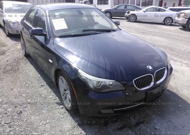 Inventory #289348600 2009 BMW 528