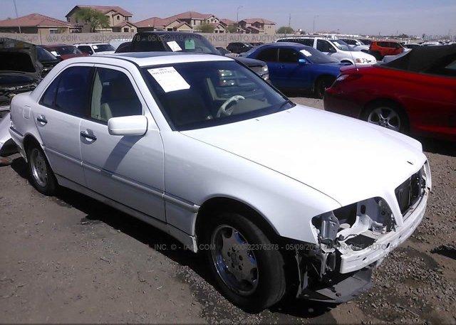 Inventory #633611140 2000 Mercedes-benz C