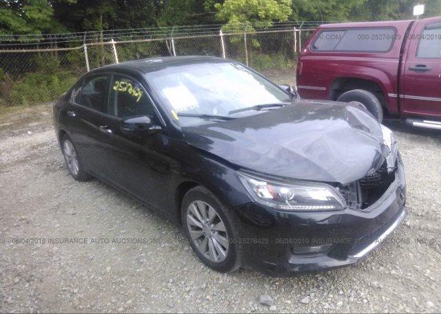 Inventory #878583511 2015 Honda ACCORD