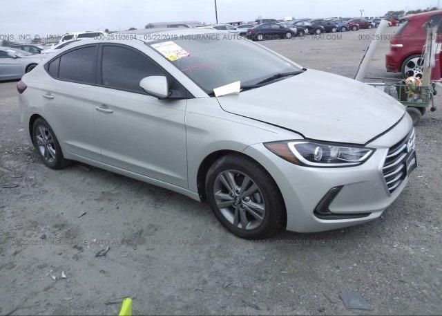 Inventory #568676253 2017 Hyundai ELANTRA