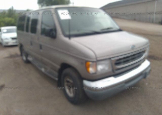Inventory #211239961 2001 FORD ECONOLINE