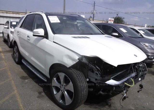Inventory #680065358 2016 Mercedes-benz GLE