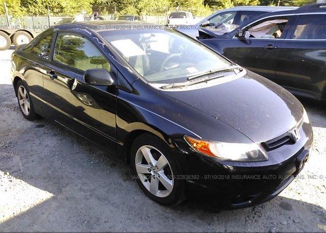 Inventory #305561107 2007 Honda CIVIC