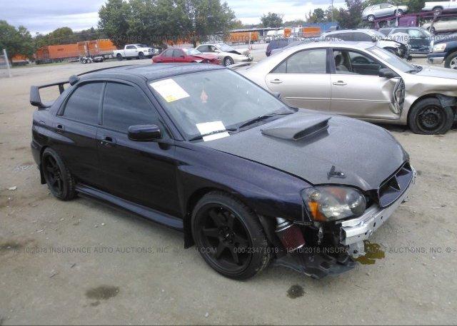 Inventory #824843850 2004 Subaru IMPREZA