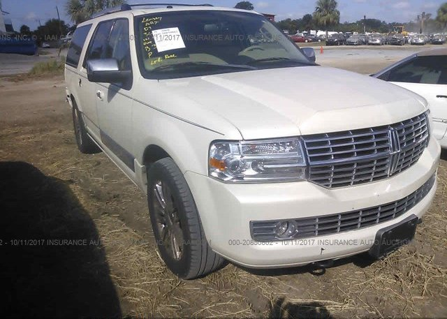 Inventory #831527228 2007 Lincoln NAVIGATOR