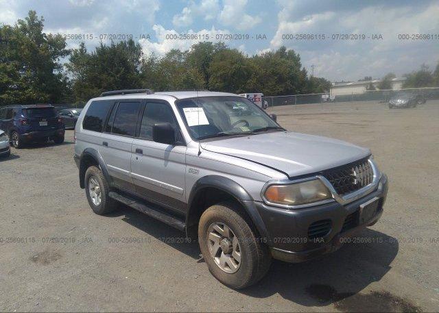 Inventory #526669332 2002 Mitsubishi MONTERO