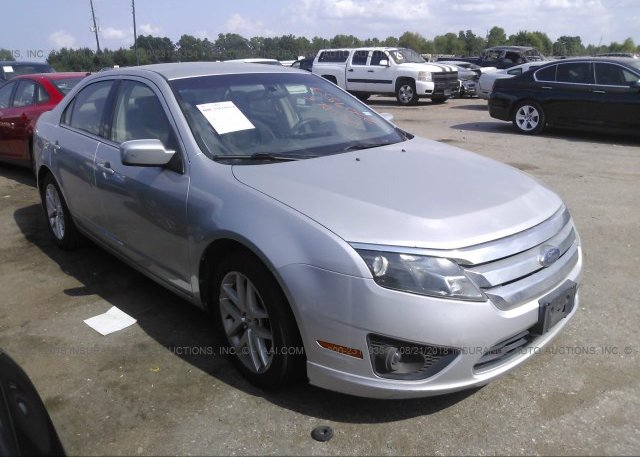 Inventory #423550106 2010 FORD FUSION