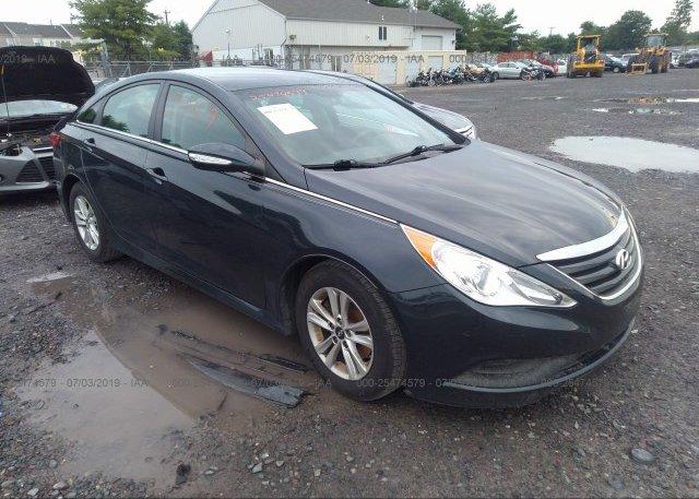 Inventory #615734205 2014 Hyundai SONATA