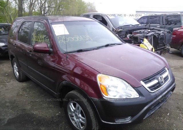 Inventory #370733123 2002 Honda CR-V