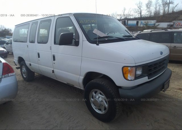 Inventory #863462019 1995 FORD ECONOLINE