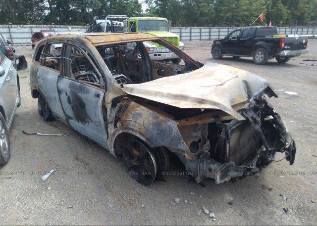 Inventory #845859564 2014 Chevrolet CAPTIVA