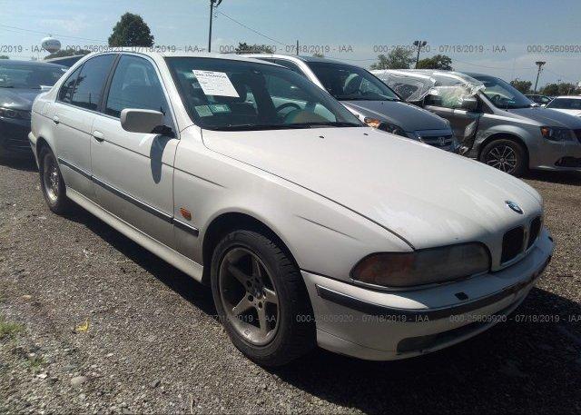 Inventory #676303319 2000 BMW 528