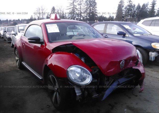Inventory #315366103 2013 Volkswagen BEETLE