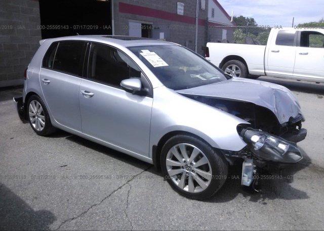 Inventory #973015886 2013 Volkswagen GOLF
