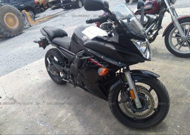 Inventory #804702885 2009 Yamaha FZ6