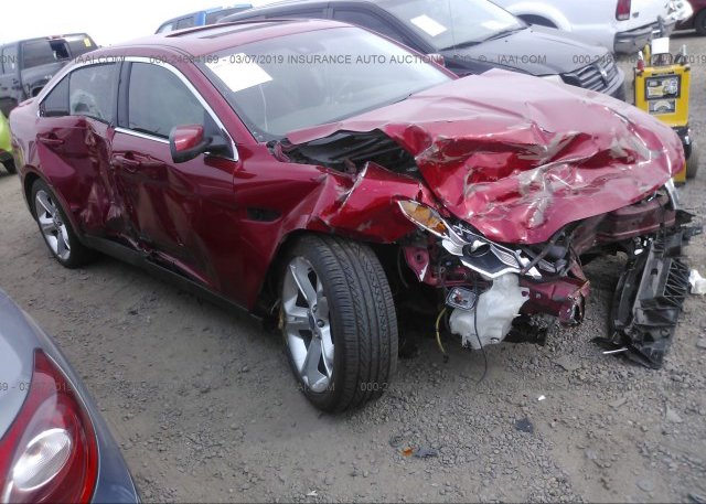 Inventory #414931310 2010 FORD TAURUS