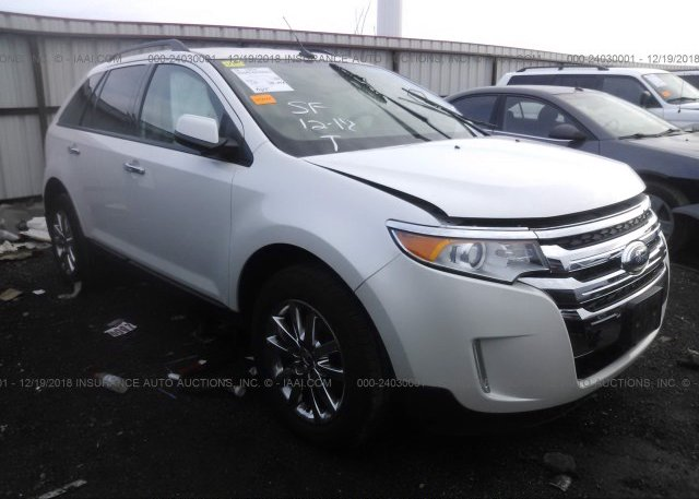 Inventory #107533349 2011 FORD EDGE