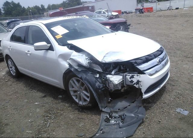 Inventory #731247785 2012 FORD FUSION