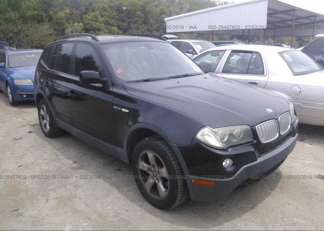 Inventory #259883394 2007 BMW X3