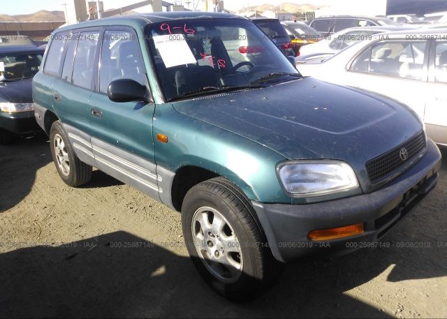 Inventory #243029421 1997 Toyota RAV4