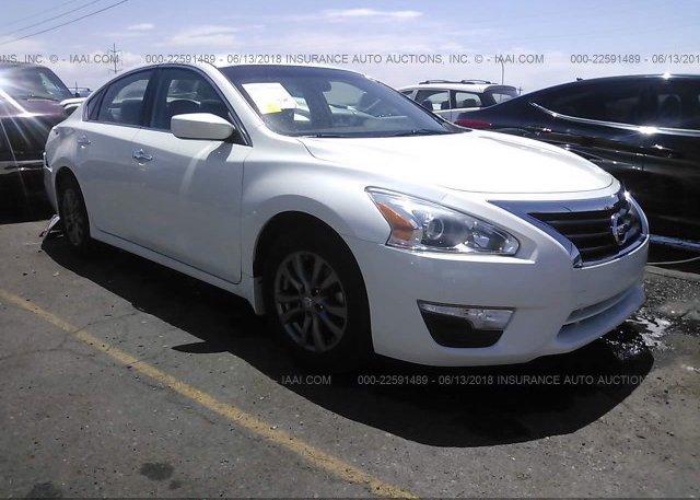 Inventory #621823256 2015 Nissan ALTIMA