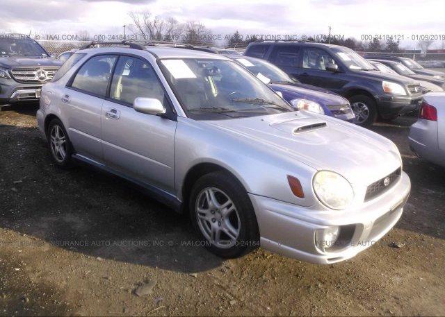 Inventory #959070543 2002 Subaru IMPREZA