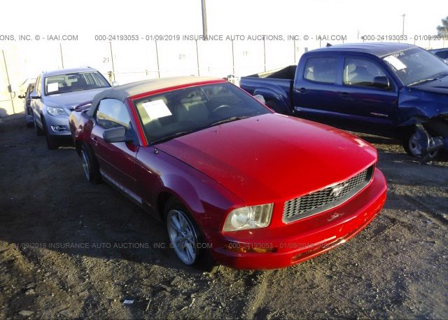 Inventory #974496871 2006 FORD MUSTANG