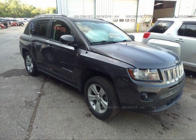 Inventory #176201110 2016 JEEP COMPASS