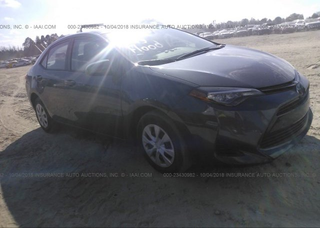 Inventory #555770221 2017 Toyota COROLLA