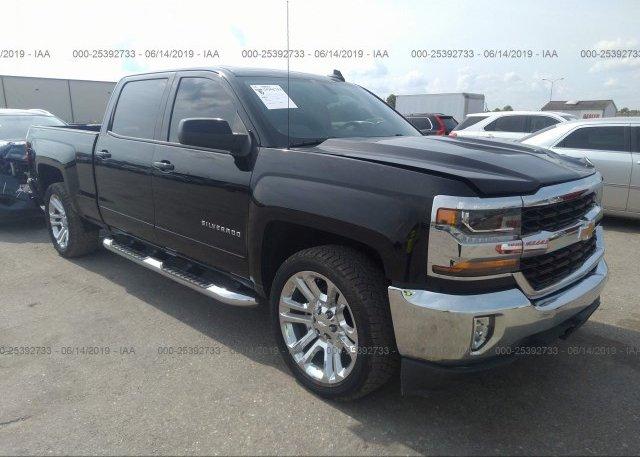 Inventory #261032941 2018 Chevrolet SILVERADO