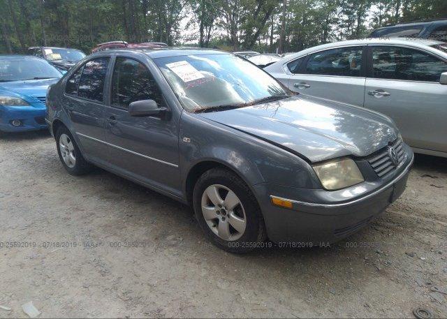 Inventory #241307869 2004 Volkswagen JETTA