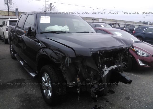 Inventory #214536059 2013 FORD F150