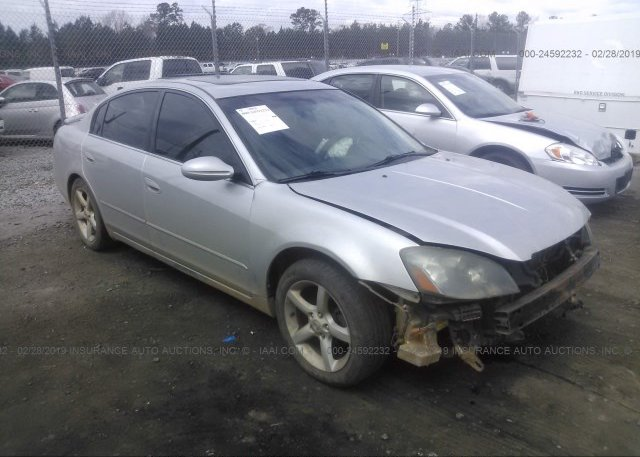 Inventory #538240917 2005 Nissan ALTIMA