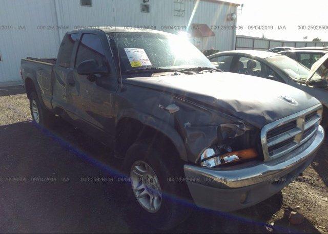 Inventory #691466206 2003 Dodge DAKOTA