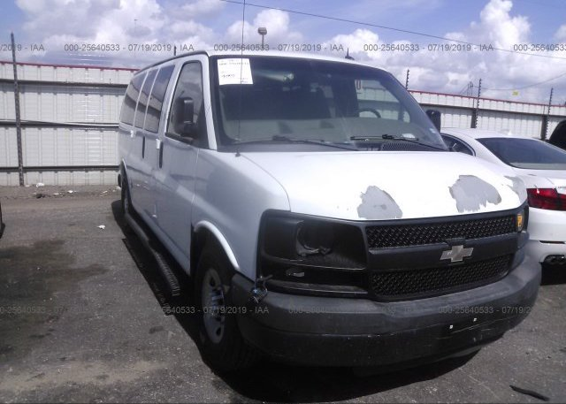 Inventory #853319147 2011 Chevrolet EXPRESS G2500