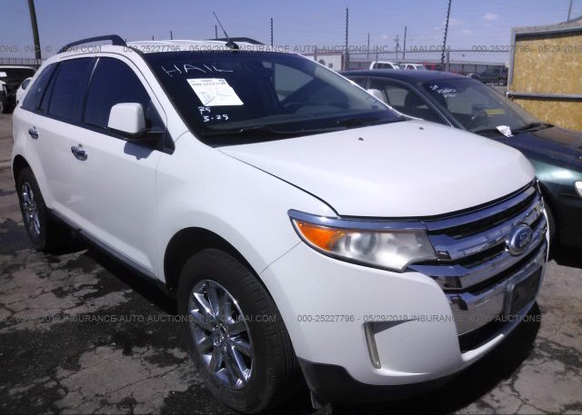 Inventory #564548347 2011 FORD EDGE