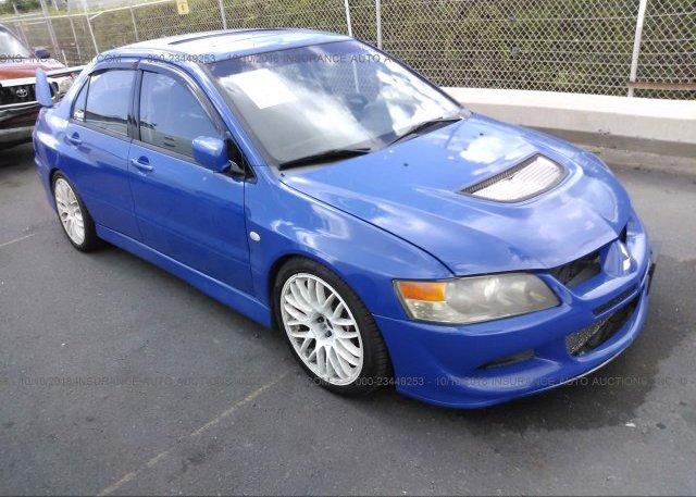 Inventory #955745423 2003 Mitsubishi LANCER
